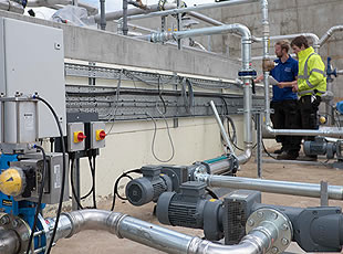 ectrical and instrumentation installation